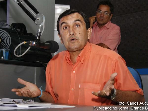 Exclusivo: Fernando de Fabinho fala se vai opinar sobre novo secretariado de Colbert