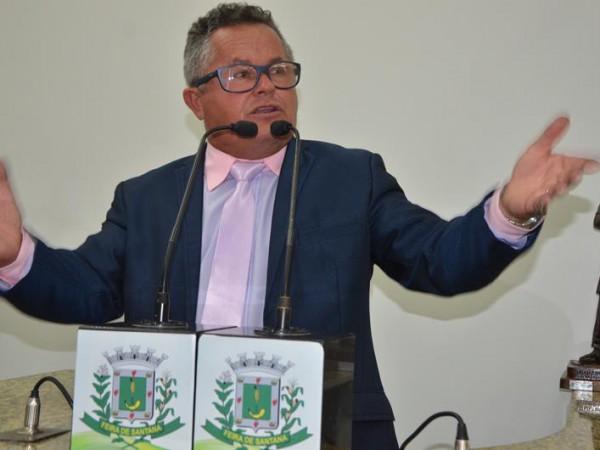 Derrotado em 2020, vereador Zé Filé lança pré-candidatura a deputado estadual