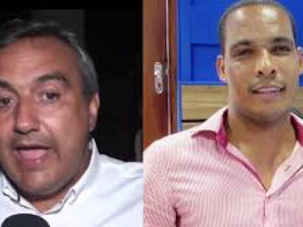 """Luiz da Feira e Elias Tergilene voltam a trocar bicadas; """"ele disse que o secretário não manda lá"""""""
