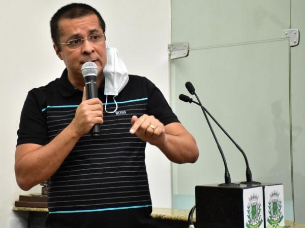 Patrimônio de Alberto Nery cresceu de R$ 168 mil para R$ 963 mil em quatro anos, diz Fernando Torres