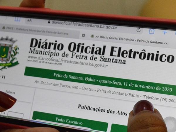 Nomeações de DA-2 e DA-3 no governo municipal nesta quarta-feira (03)