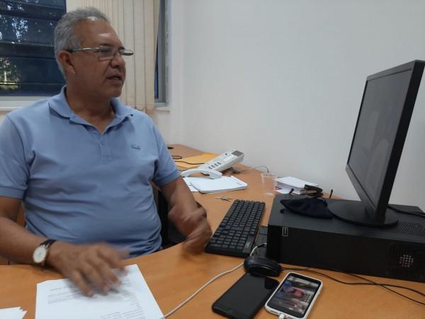 """Deputado Carlos Geilson critica retorno das """"blitze do IPVA"""" e acusa Rui Costa"""