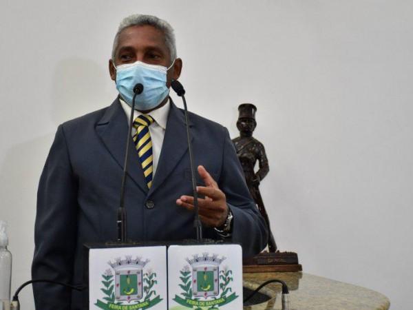 Sílvio Dias (PT) propõe CPI para investigar transporte coletivo em Feira de Santana