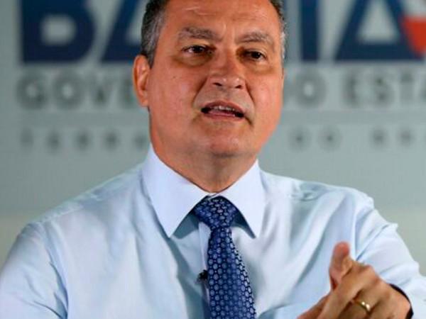 Governador Rui Costa volta a declarar estado de calamidade na Bahia devido à covid-19