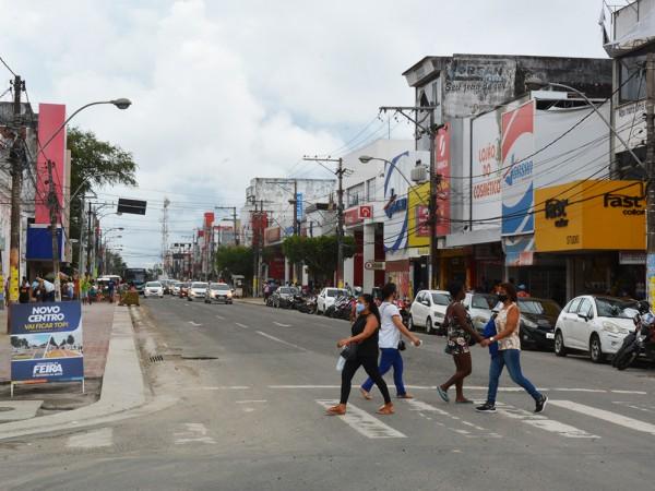 Novo Decreto determina mudanças nas atividades em Feira de Santana