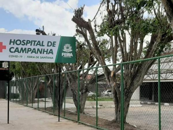 Médicos do Hospital de Campanha entregam plantão alegando atraso de salário