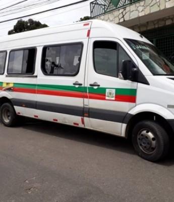 Surpresa desagradável: rodoviários bloqueiam garagens e ônibus urbanos não circulam em Feira
