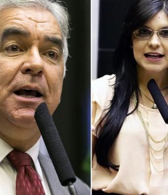 Zé Neto (PT) confirma aliança com Dayane (PSL) no segundo turno: Deus e o diabo juntos